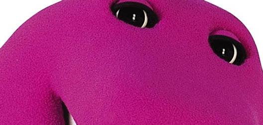 The Big Purple Guy Speaks To Taji