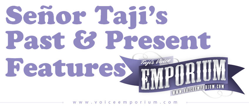 Original Features By Taji
