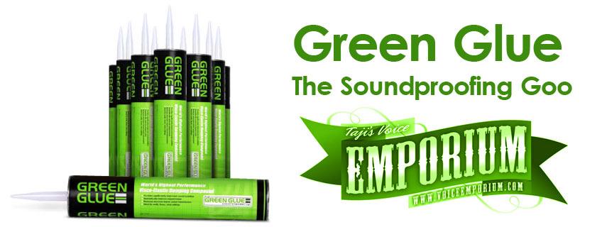Green Glue - The Soundproof Goo