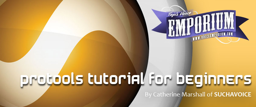 ProTools Tutorial For Beginners -by Catherine Marshall