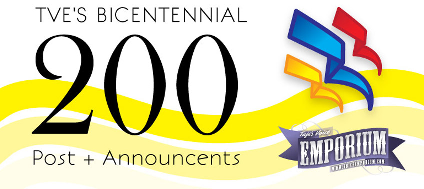 Bicentennial Post & Announcement
