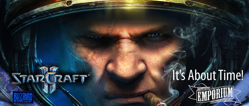 StarCraft II - It's About Time!