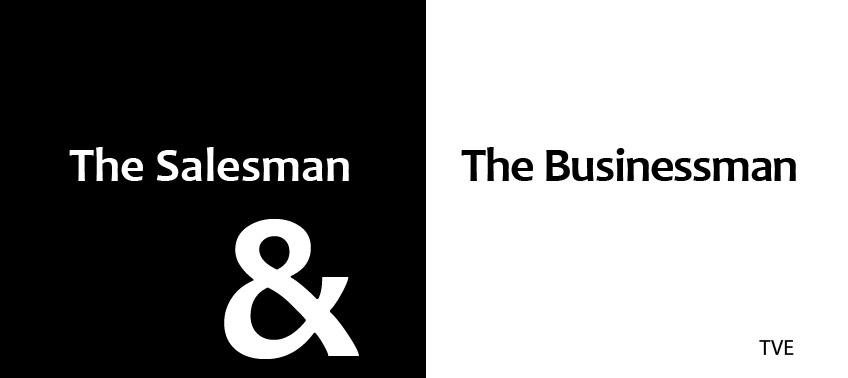 The Salesman And The Businessman